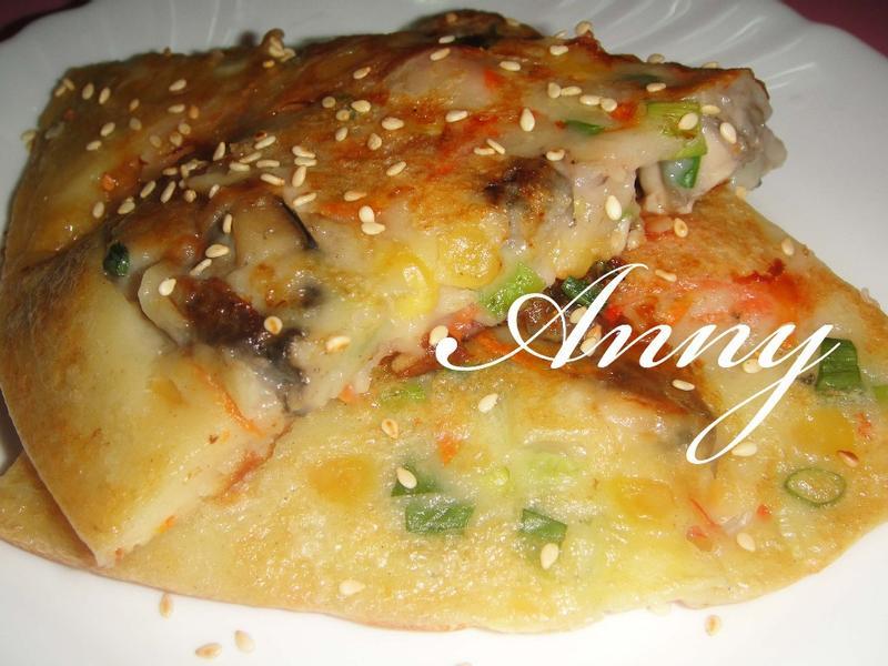 【韓式】海鮮煎餅