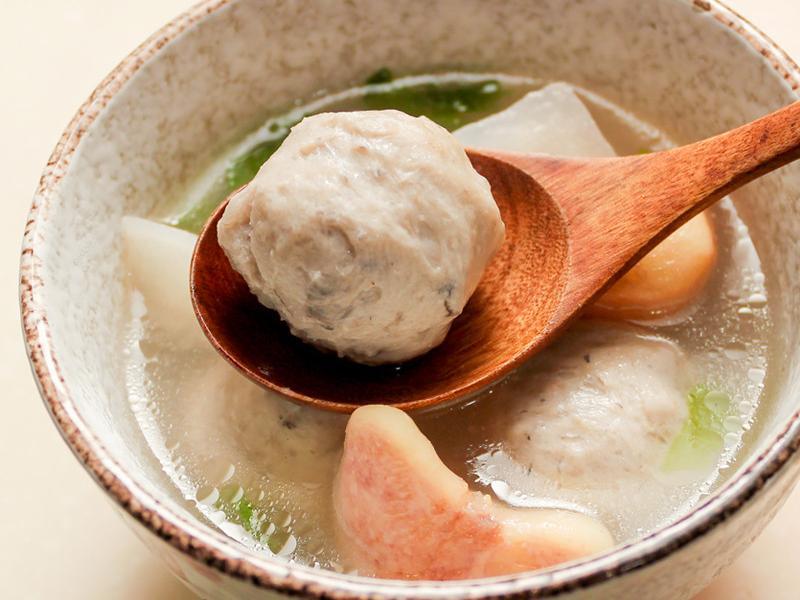 【厚生廚房】鱸魚丸蘿蔔湯
