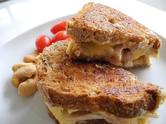 美式黃金三明治