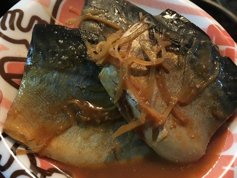 日式味增鯖魚