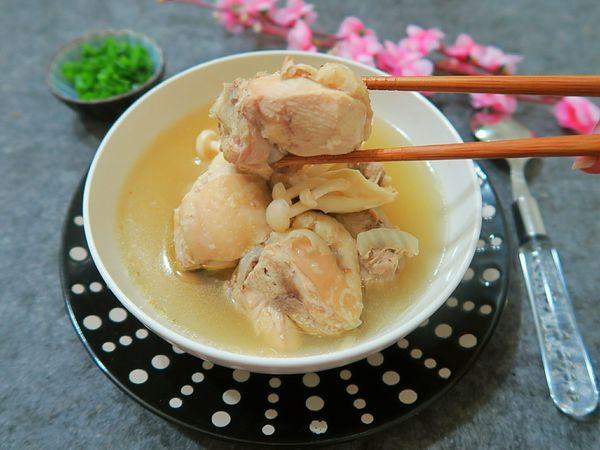 【北海道婆婆私房湯品】薑汁蘿蔔泥雞湯