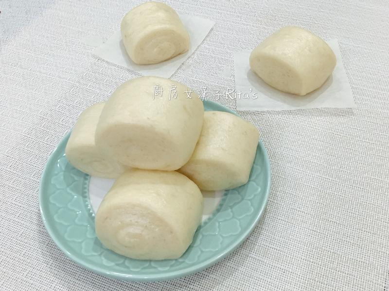 芋香牛奶甜饅頭