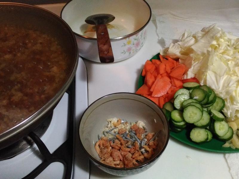 肉燥 洋蔥肉燥 高麗菜滷 燉飯 蛋殼面膜