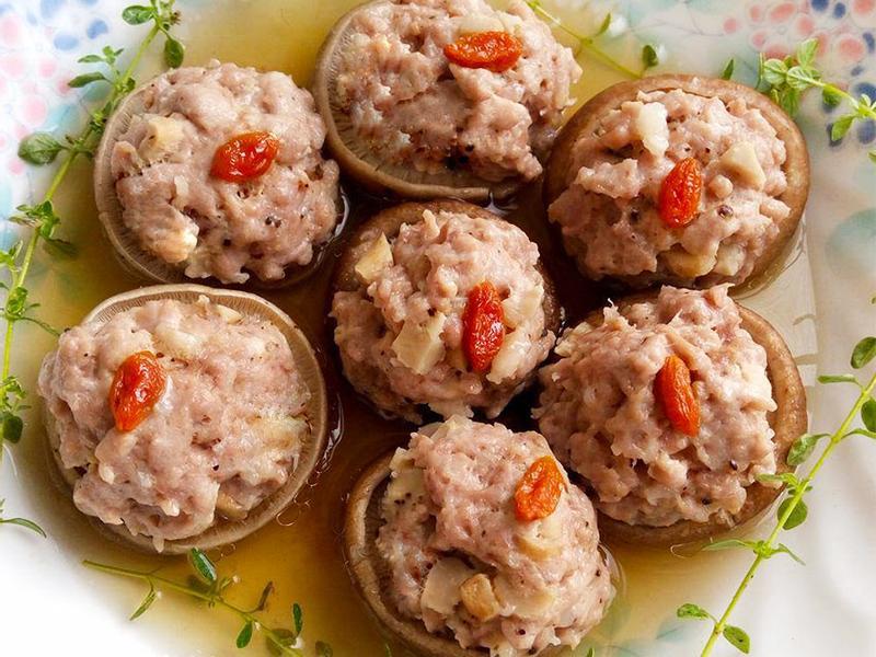 闔家團圓「香菇鑲肉」〞