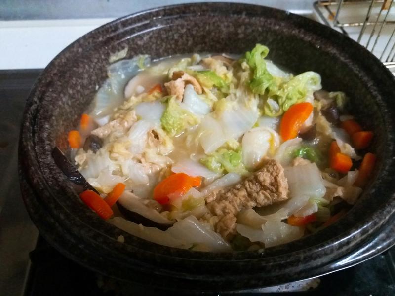 愛做菜~白菜魯