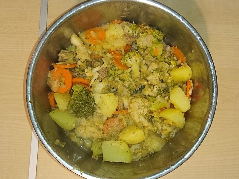 新年上桌!蔬菜燉羊肉