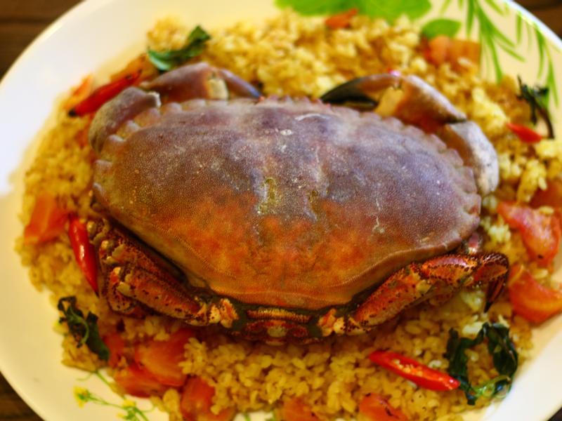 英國玫瑰蟹清蒸 保留原味的鮮美蟹料理