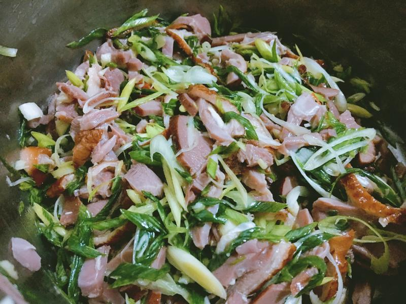 涼拌鴨賞(宜蘭手路菜)