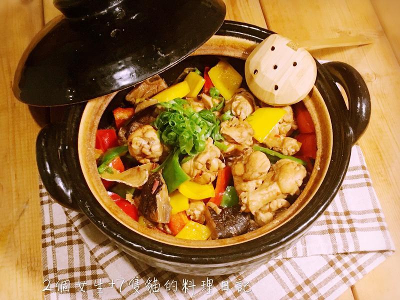 一品花雕雞鍋【1鍋2吃】