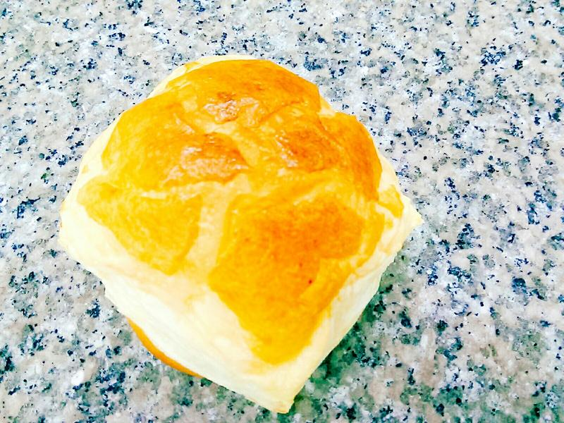 起酥甜麵包