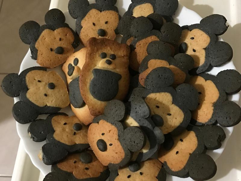 造型手工餅乾
