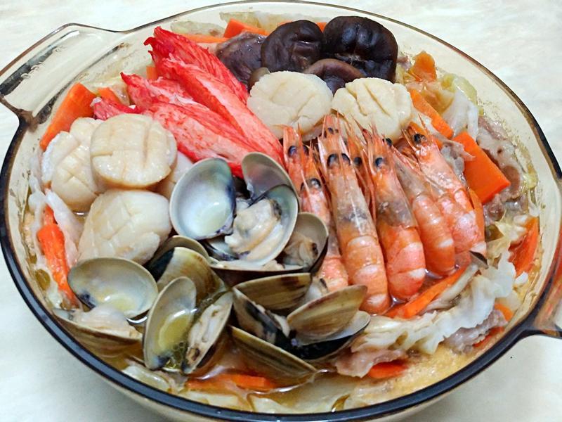 澎湃海鮮鍋