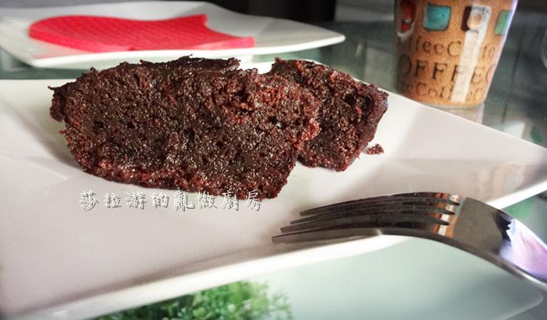 小烤箱的布朗尼【莎拉游的亂做廚房】