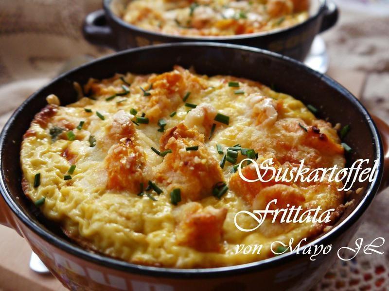 番薯Frittata