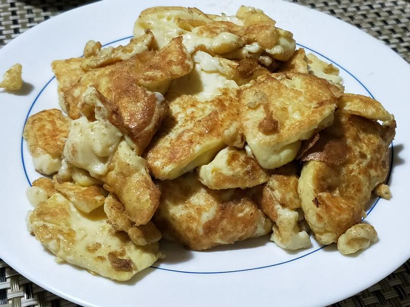 自製雞蛋豆腐♡(寶寶也可以吃呦!)