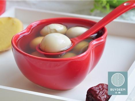 紅糖薑絲燉蛋|BUYDEEM北鼎烹煮壺