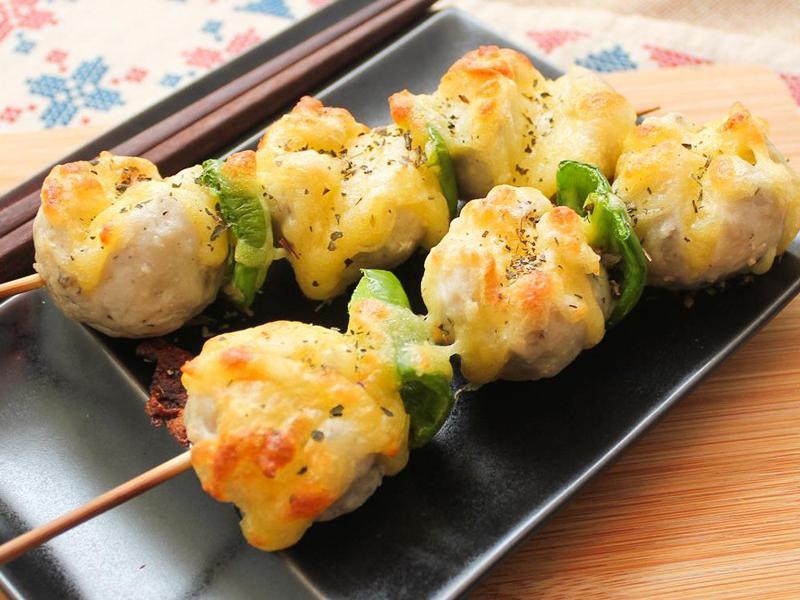 【厚生廚房】魚丸起司串