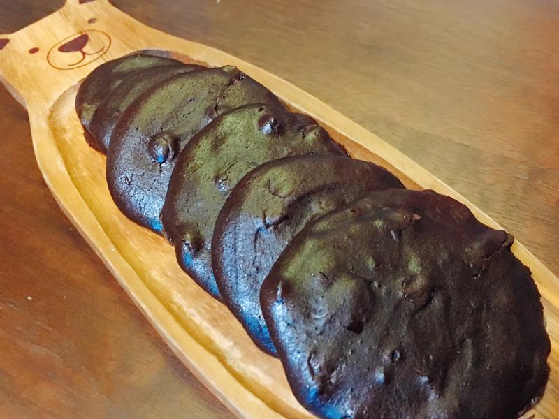 簡單☺️五樣食材✨好吃的布朗尼餅乾✨