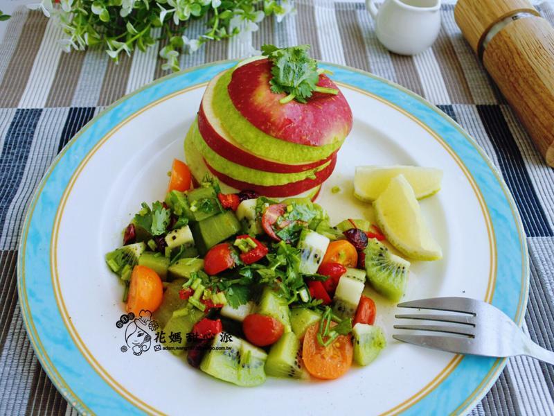 泰式涼拌水果