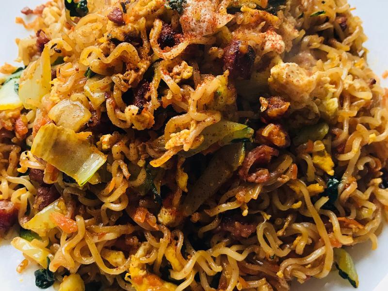 |印尼炒泡麵| 除了煮湯 還可以炒
