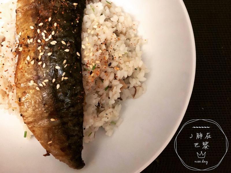 日式鯖魚飯