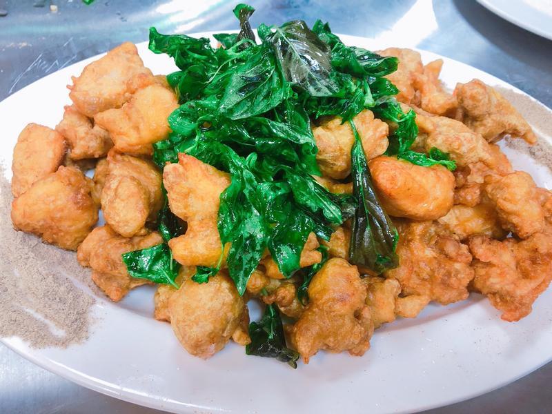 鹽酥雞- 自己做最好吃