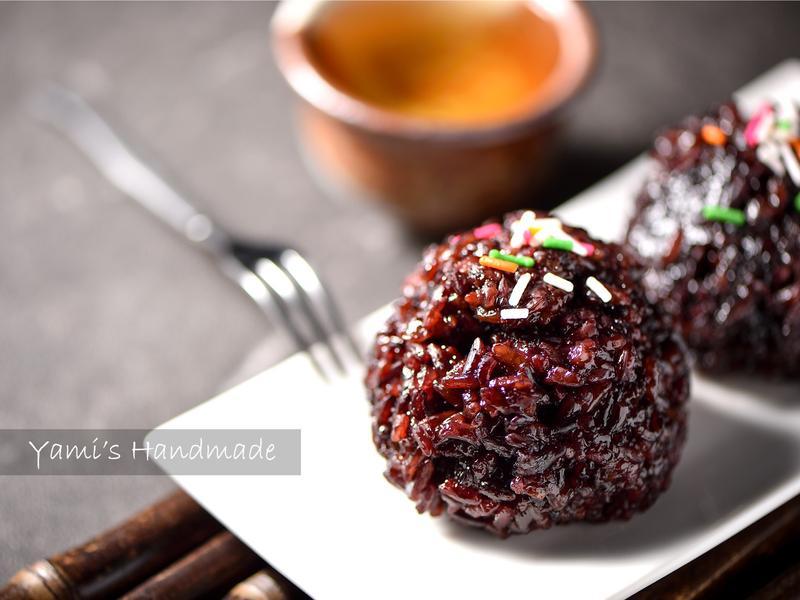 黑糖酒香甜米糕(免浸泡)【傳統好味道】