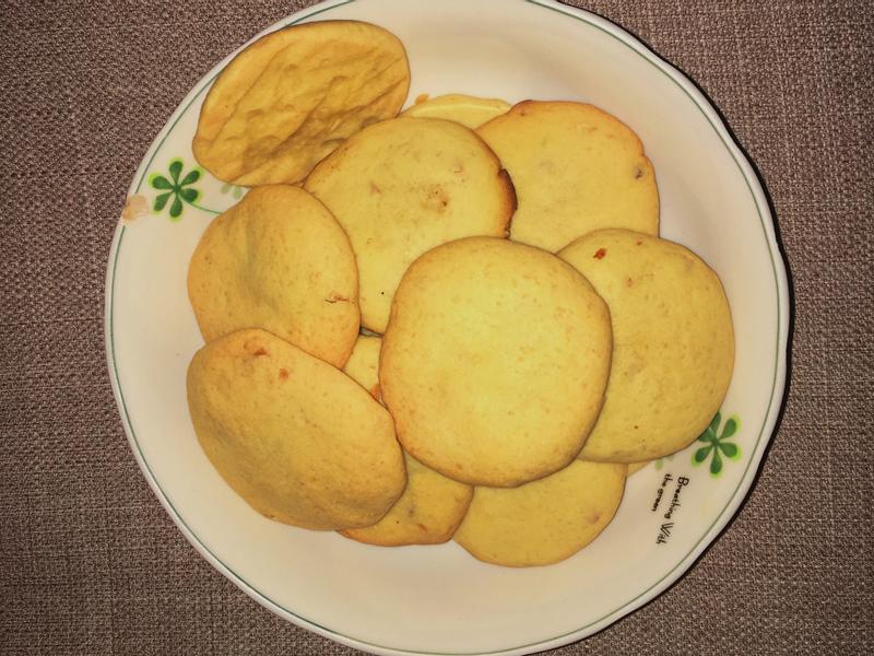 花生堅果餅乾