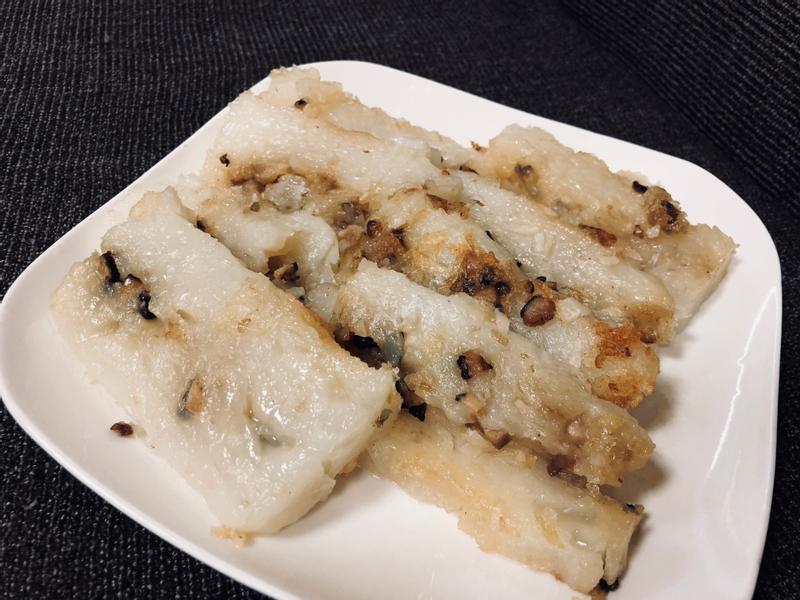 「煎煮蒸炒料理」手做蘿蔔糕