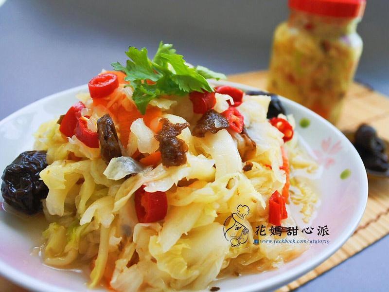 梅汁辣味泡菜