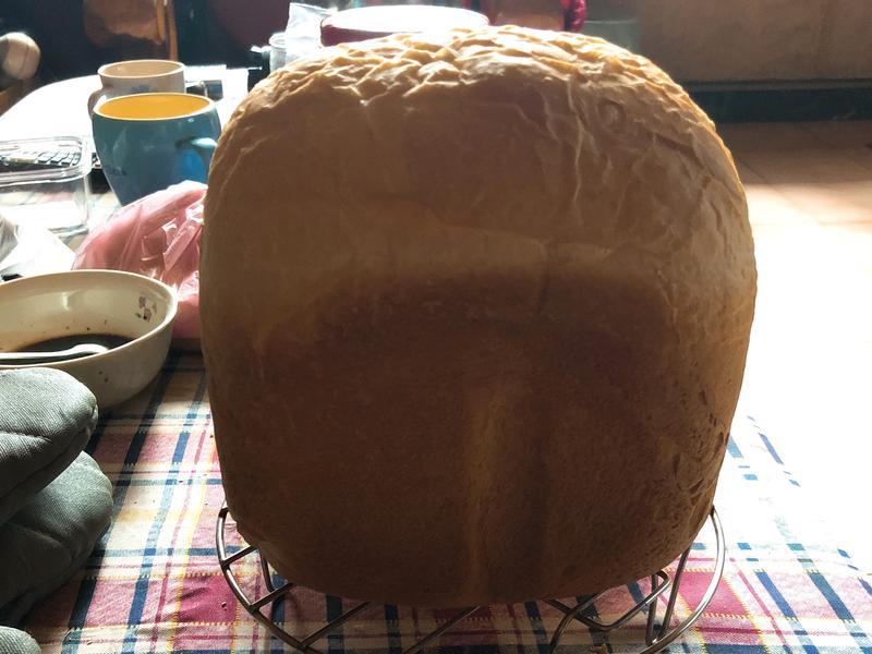 アンナ手作-麵包機食譜《優酪乳吐司》🍞