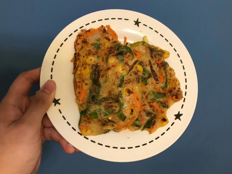 [一人開飯]韓式鮪魚煎餅