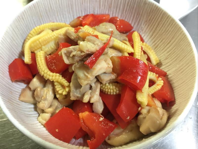 夏日食蔬雞肉料理