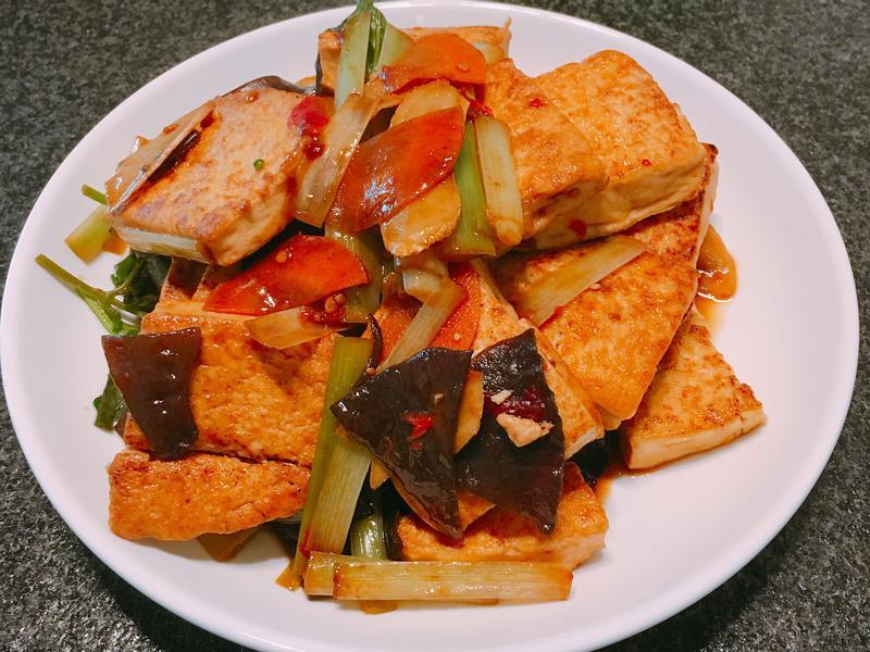 紅燒豆腐~全素