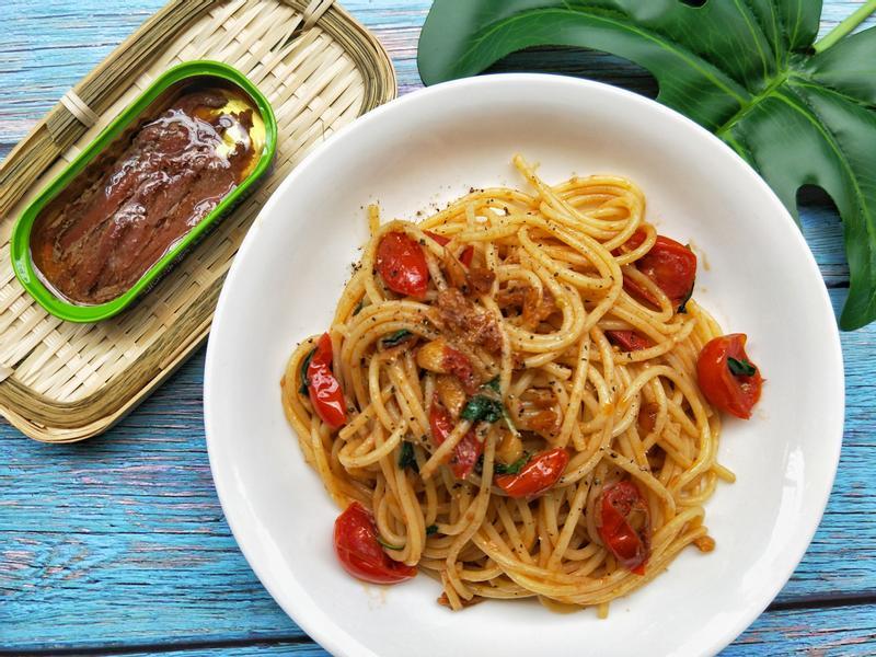 西西里緹魚蕃茄意大利麵