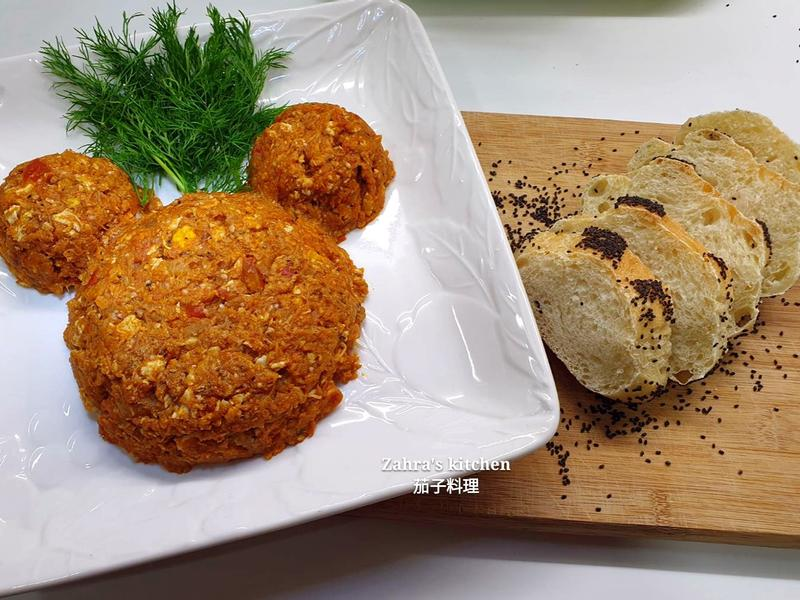 茄子料理Mirza Ghassem 伊朗
