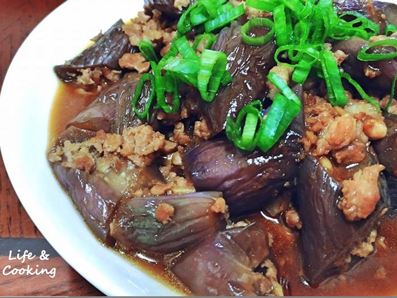 【家常菜】魚香茄子