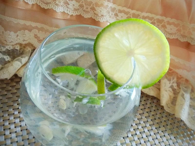 清爽檸檬水