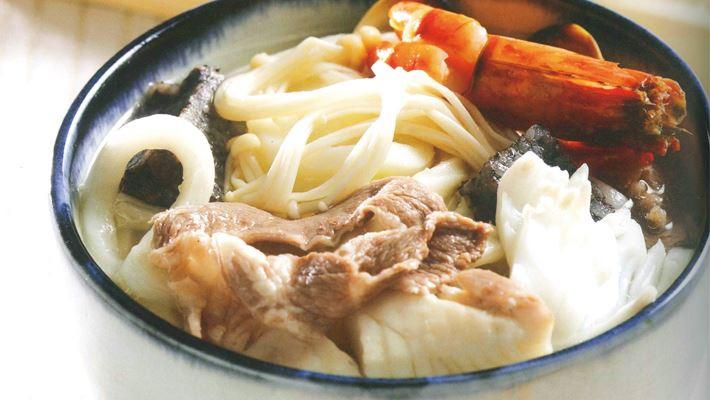 【腹膜透析】海鮮鍋燒麵