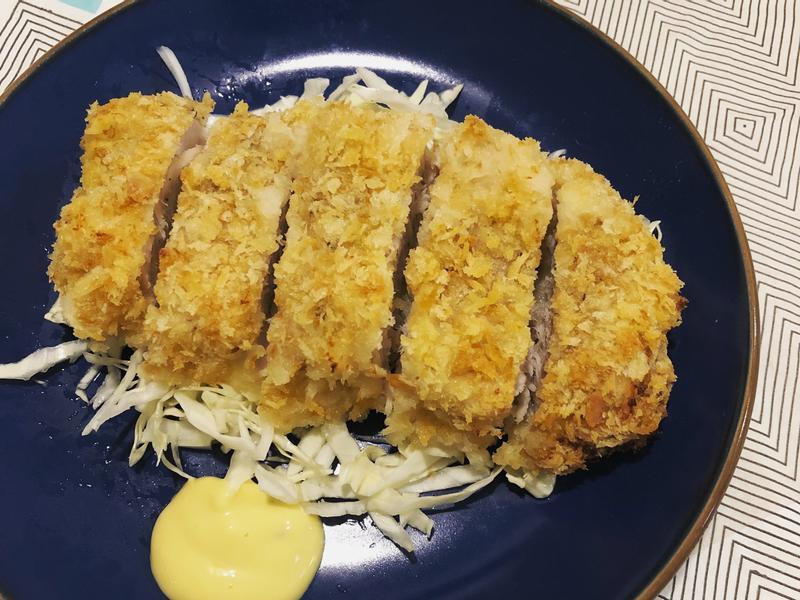 卡嗞卡嗞✨日式炸豬排