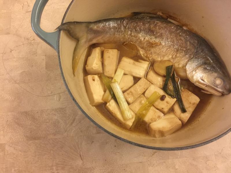 味噌燒午仔魚