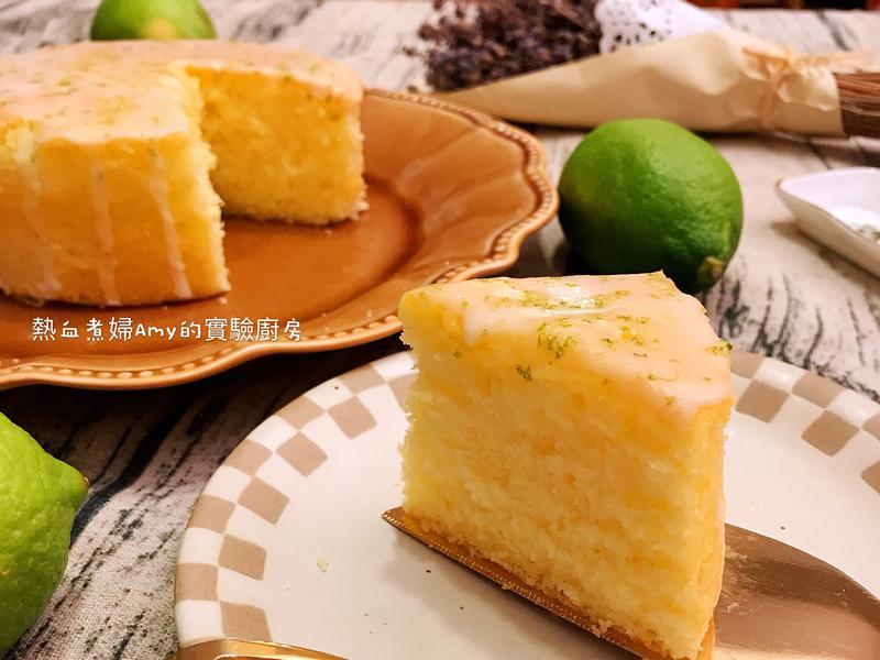 👩🍳老奶奶檸檬🍋糖霜蛋糕