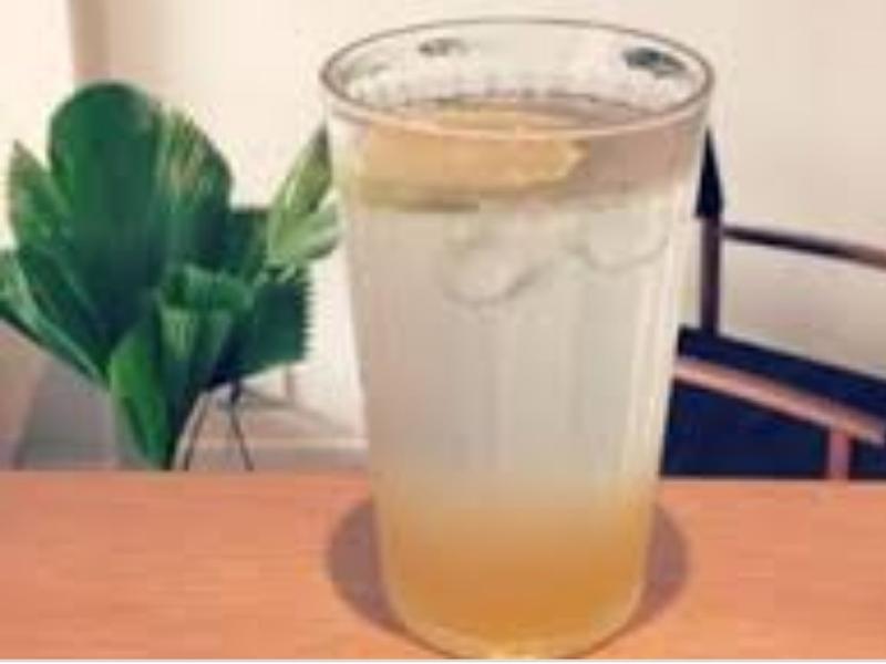 蜂蜜檸檬氣泡水