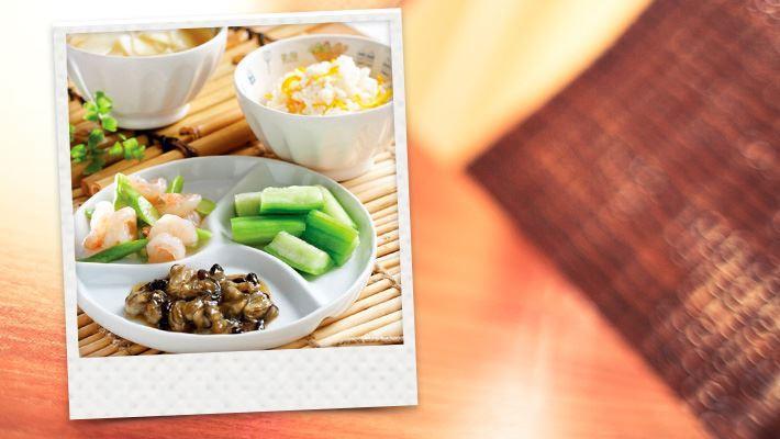 【腹膜透析】涼夏配菜