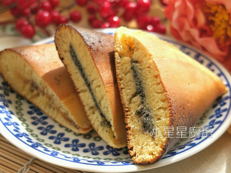 古早味麵煎餅(黑糖&黑芝麻口味)