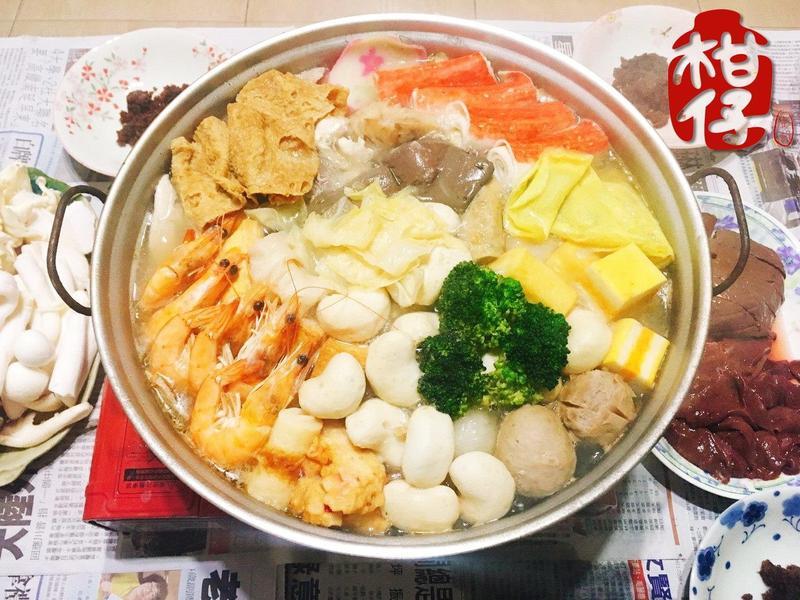澎湖酸高麗菜火鍋