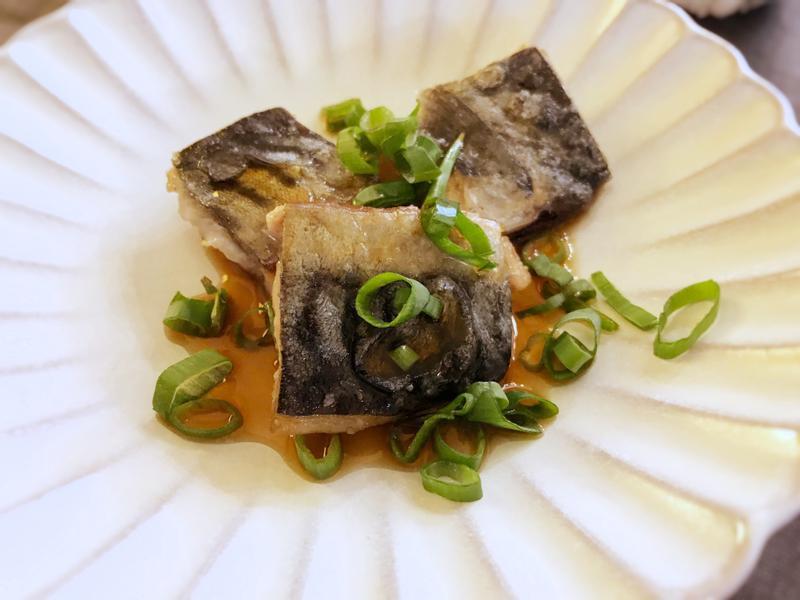 鯖魚南蠻淺漬(露營OK)