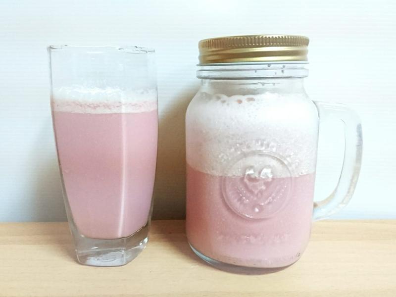 西瓜牛奶(一人份)