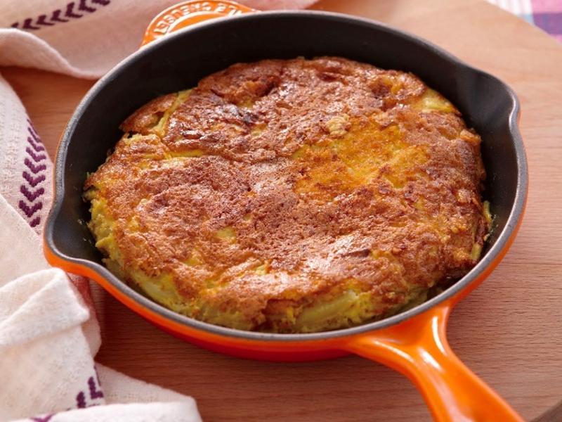西班牙歐姆雷 Spanish Omelette