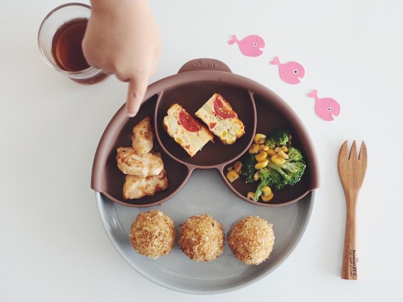異國風午餐料理拼盤-for kids